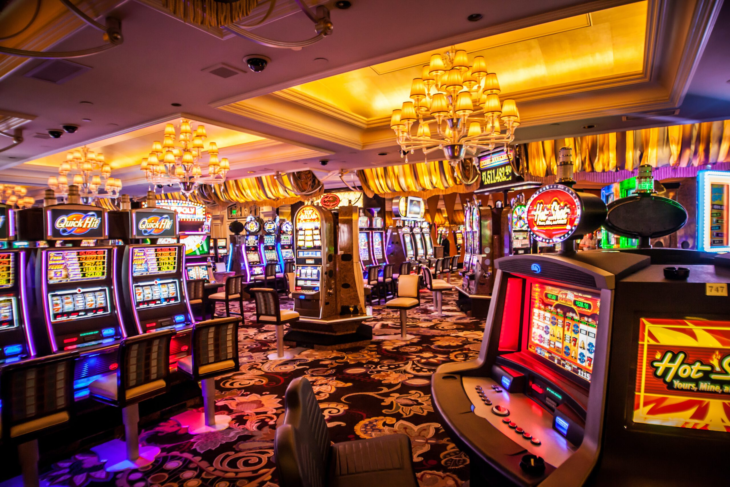 Best 5 Online Casino games with Progressive Jackpots